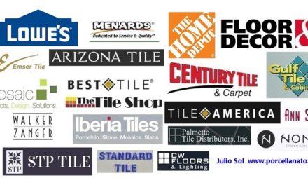 Líderes en la venta de ceramica en EEUU en 2019
